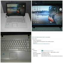 Notebook Positivo Premium Sim+ T4400 3gb De Ram 2.2ghz 14pol