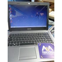 Notebook Positivo Celeron 1.58, 2 Gb Memoria E 500 Hd Lindo