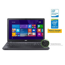 Notebook Intel Com Teclado Numerico Acer Nxmqyal011 E5-571-
