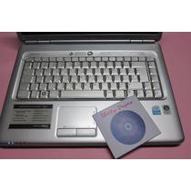 Notebook Dell Inspiron 1525 Prata 4gb De Memoria/120hd/...