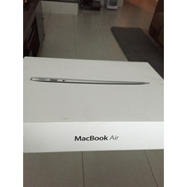Apple Macbook Air 13 128gb I5 4gb Completo Caixa Retire Sp