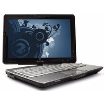 Notebook Hp Pavillon Tx2000 Amd Turion X2 Zm-80 4gb 250gb Hd