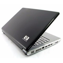 Notebook Hp Dv5-1240br Amd Turionx2 15,4 Ram 4gb Hd 320gb