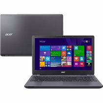 Notebook Acer Aspire E5-571-76k2 Intel I7 8gb 1tb 15.6 Num