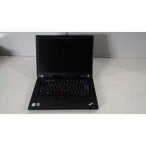 Notebook Lenovo R61i Dual Core Usado Em Ótimo Estado!