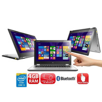 Notebook Lenovo Yoga 2 Tablet I5 4gb 13,3touch 500gb Ssd16g