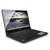Notebook Megaware Dual Core 2gb W7 Wi-fi Web Cam Tela 14 Led