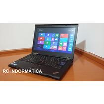 Notebook Lenovo T420 Core I5 3.2 Ghz, Memória 4 Gb, Hd 320