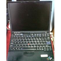 Notebook Ibm Thinkpad X60s 512 Ram, Sem Hd, Lcd Com Defeito