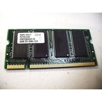 Memoria Hynix 256mb Pc2100 266mhz Ddr