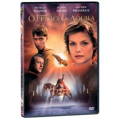 O Feitiço De Áquila Dvd Novo Orig Lacrado Michelle Pfeiffer