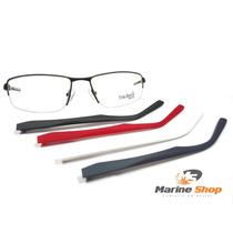 Óculos Esportivo Curvado - Troca Hastes - Armação P/ Grau