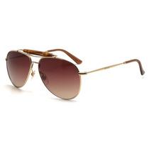Óculos De Sol Gucci Bamboo Gg2235/s