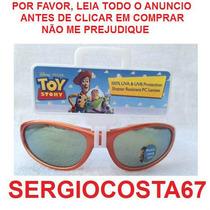 Oculos De Sol Infantil Menino Toy Story C2 - Frete Barato