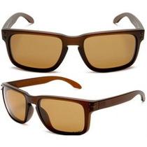 Óculos Mod. H O L B R O O K - Marrom - Lente Polarizada