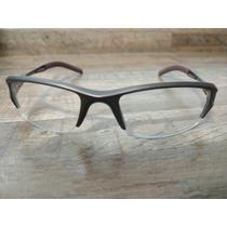 Armacao P/ Oculos De Grau Italy Jovem Titanium Frete Gratis