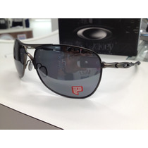 Oculos Oakley Crosshair Ti Polarizado Titanium 006014-02