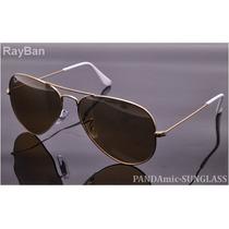 Ray Ban Aviador Rb3025 001/3k M Novo Original Frete Gratis