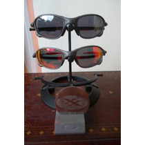 Oakley Double Xx Metal 100% Fosco Polarized Juliet 2 Lentes