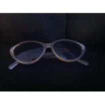 Óculos De Sol - Estilo Gatinha - Vintage Secrets / Usado