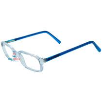 Óculos Infantil Turma Da Mônica 5952 Azul Original Com Nfe