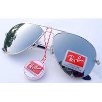 Óculos De Sol Ray Ban Rb3025 Espelhado Leilão