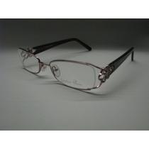 Armação De Óculos Feminino Carolina Paccini Lilás 2144