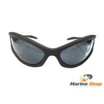 Óculos De Sol Spy Original - Modelo Crato 42 Preto Fosco