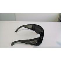 Óculos Escuros De Segurança / Sobrepor Ampla Visão, Cinza