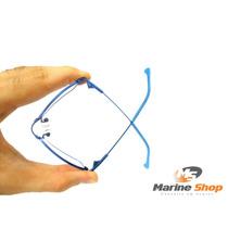 Armação Infantil Flexível Titânio - Resistente - Óculos Grau