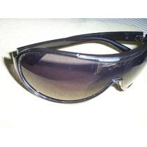 Lindo Óculos De Sol Feminino Preto Fashon - Igual A Novo