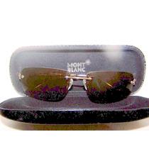 Mont Blanc Oculos De Sol !!ultima Coleção !! Aproveite