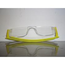 Óculos Leitura Dobrável Twist & Read Limão +3,00 Fretegrátis