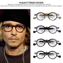 Armação Para Óculos De Grau Vintage Estilo Johnny Depp