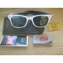Óculos De Sol Wafarer De Marca Rb2140 06 G-15 Lens Importado