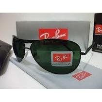 Óculos 8015 Preto Com Lentes Verdes Frete Grátis