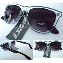 Óculos De Sol Original Noxy Frente Transparente Hastes Preta