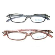 Óculos Esportivo P/ Grau - Armação Em Acetato Super Leve