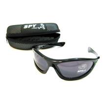 Óculos De Sol Spy - Original - Modelo Largue 49 - Preto