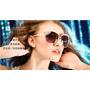 Óculos Fashion Grande Importado Pronta Entrega No Brasil