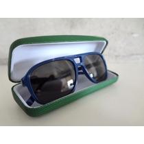 Óculos De Sol Masculino Lacoste: Original E Barato!