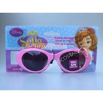 Oculos De Sol Infantil Menina Princesa Sofia C66 Frete Baixo