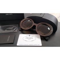 Óculos Baroque Raw Madeira Feminino - Marrom