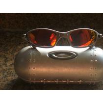 Novo Oakley Juliet X- Metal 100% Fosco Polarized + Moeda