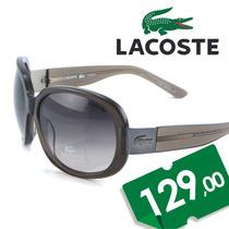 Óculos De Sol Lacoste Oferta Incrível