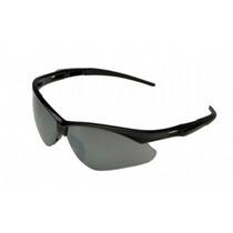 Oculos Jackson Safet Nemesis Epi Armação Preta E Lente Fume