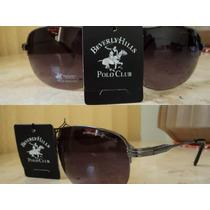 Óculos Sol Masculino Polo Club Beverly Hills Original
