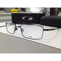 Oculos Receituario P/grau Oakley Ox3136 0253 Polished Black