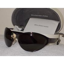 Óculos Balenciaga Bal 0007/s Qges3, Unissex - Made In Italy