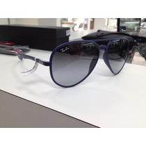 Oculos Ray Ban Rb4180 883/8g Made In Italy Pronta Entrega